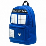 "Рюкзак ""Doctor Who Tardis"" Доктор Кто Тардис"